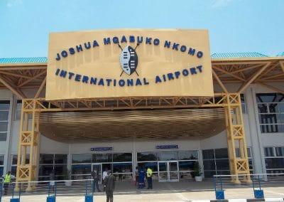 JM NKOMO AIRPORT