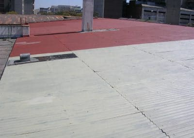 TYRE HOUSE ROOF
