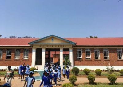 COGHLAN SCHOOL ROOF