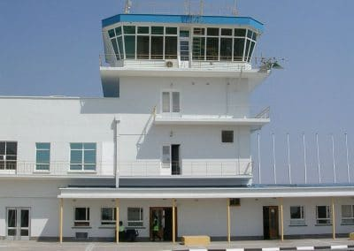 JM NKOMO AIRPORT - CONTROL TOWER