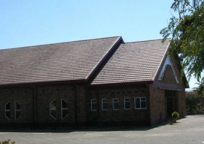 SDA CHURCH ROOF